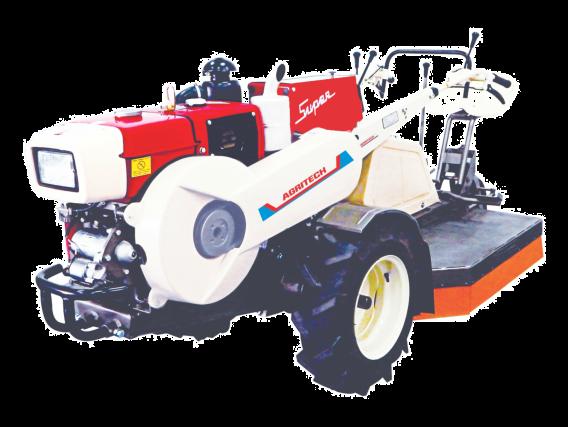 Cultivador Motorizado Tc14 Com Roçadeira Central Ta73