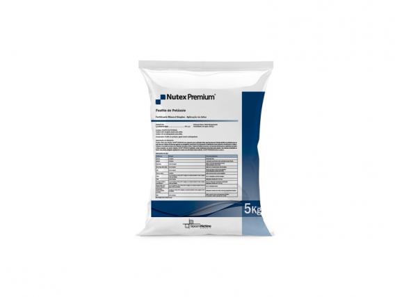 Fertilizante Indutor de Resistência Sipcam Nichino Nutex Premium