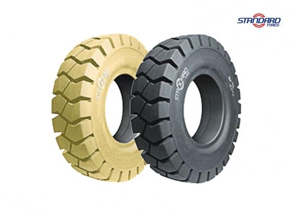 Pneu Superelástico Standard Tyres 250-15/7.00 ST-3000 LOC