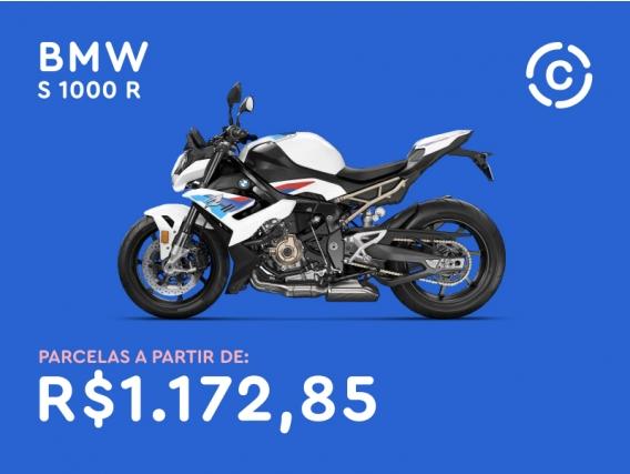 Consórcio de até 7 anos - Moto BMW S 1000 R