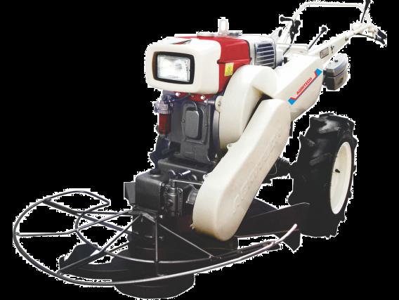 Cultivador Motorizado Tc12 Com Roçadeira Frontal Ta72