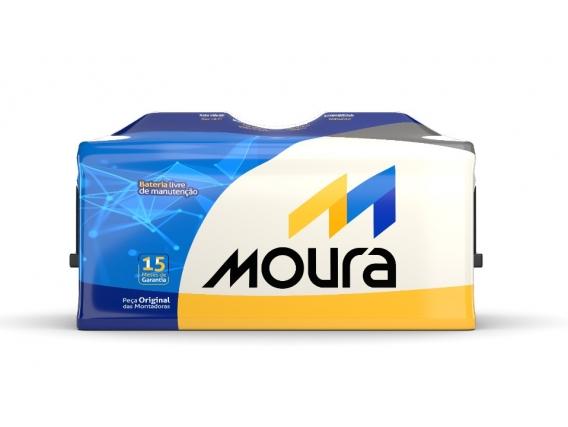 Bateria Moura M100HE para Tratores