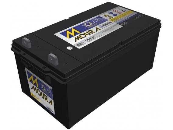 Bateria Moura Solar 12MS85