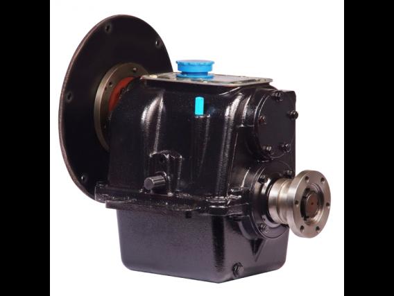 Caixa De Transmissão Reversora Gb06 - Rel. 3.0 :1 P Motores Diesel A Agua Até 25 - Toyama