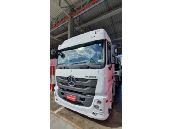 Caminhão Mercedes-Benz Actros 2546 6x2 Ano 2018