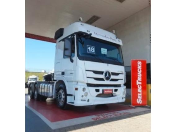 Caminhão Mercedes-Benz Actros 2651 6x4 2018