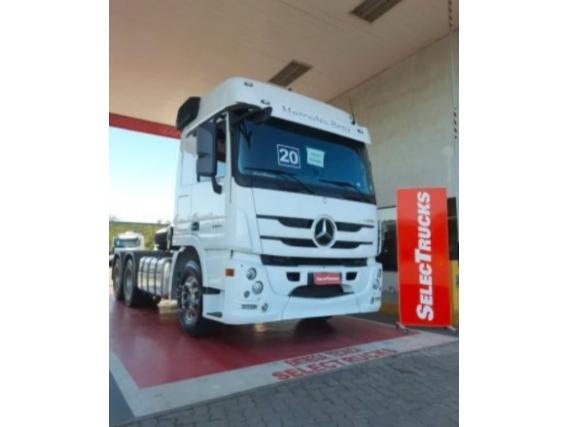 Caminhão Mercedes-Benz Actros 2651 6x4 2020