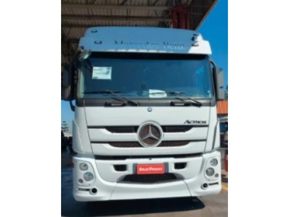 Caminhão Mercedes-Benz Actros 2651 Ano 2018