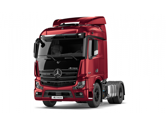 Caminhão Mercedes Benz Novo Actros 2045 4x2