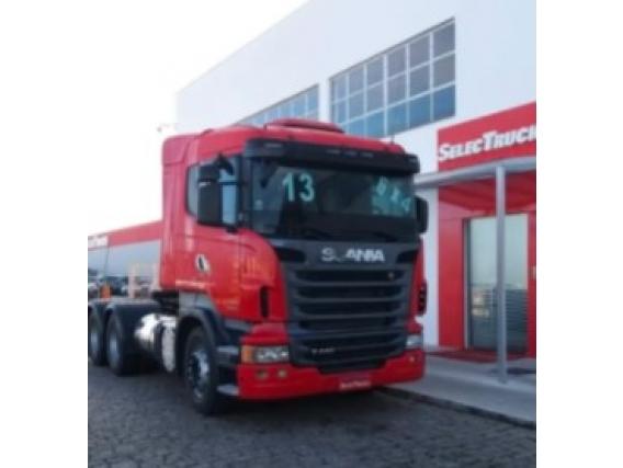 Caminhão Scania R 440 6x4 2013