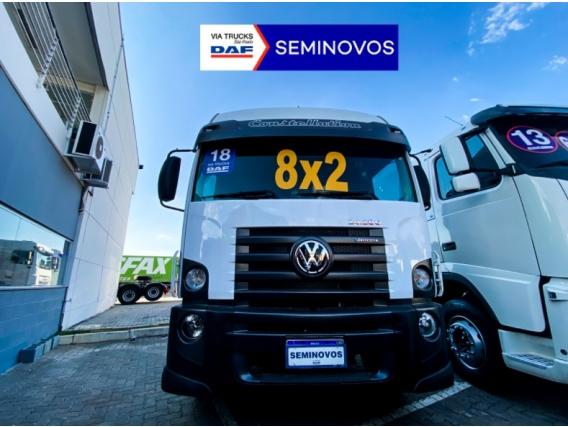 Caminhão Volkswagen 24.280 8x2 Diesel 2017