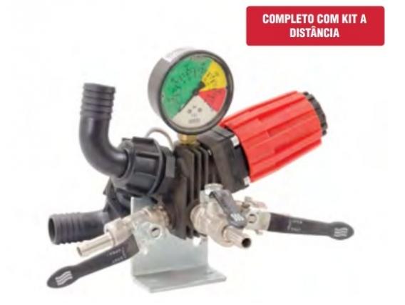 Comando Para Pulverização VR 20-S com Kit A Distância