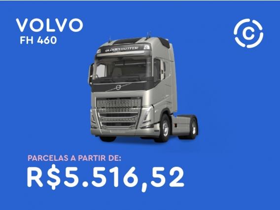 Consórcio até 8 anos - Volvo FH 460