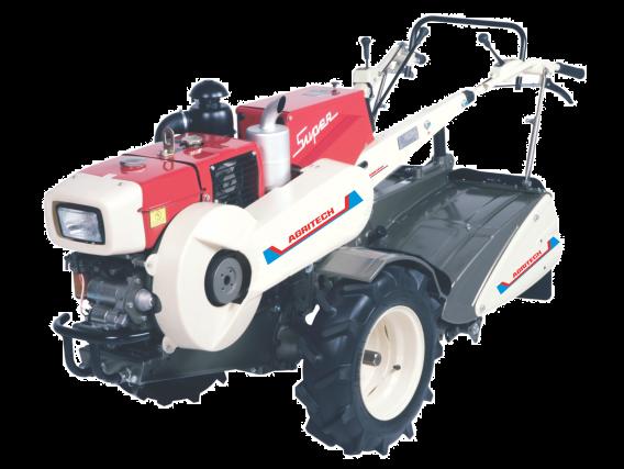 Cultivador Motorizado TC14 Super Acoplado