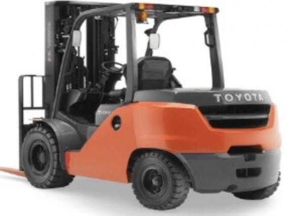 Empilhadeira Toyota 8FG40