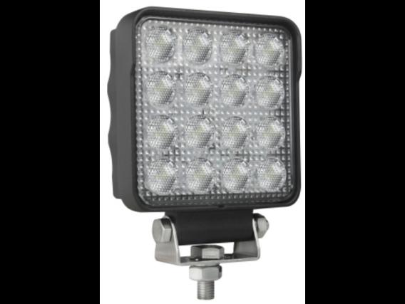 Farol Auxíliar ValueFit 4SQ LED 2.0 (Longo Alcance) Universal