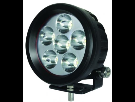 Farol Auxíliar ValueFit 6 LEDs (Longo Alcance) Universal