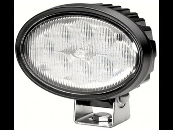 Farol de Trabalho OVAL 100 8 LEDs (Curta Distância 1500 Lúmens) Universal