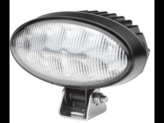 Farol de Trabalho OVAL 90 10 LEDs (Curta Distância) Universal