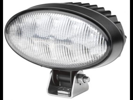 Farol de Trabalho OVAL 90 10 LEDs (Longa Distância) Universal