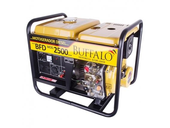 Gerador À Diesel Bfd 2500 Partida Manual - Buffalo