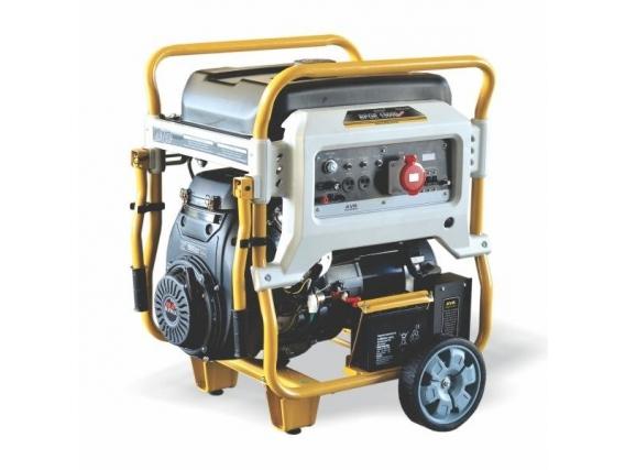 Gerador À Gasolina Bfge 15000 Master Trif 220V Partida Elétrica - Buffalo