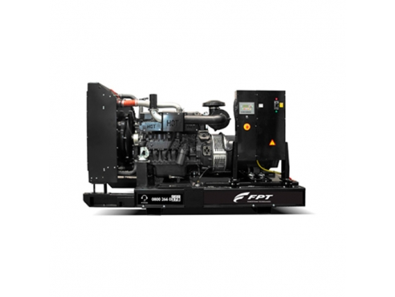 Gerador de Energia Aberto FPT Industrial GE NEF 125 B