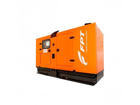 Gerador de Energia Cabinado FPT Industrial Cursor 9