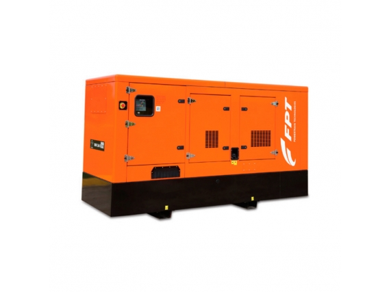 Gerador de Energia Cabinado FPT Industrial GS NEF 110 B