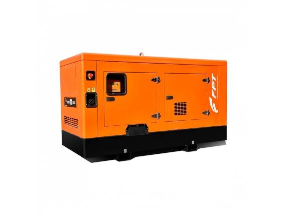 Gerador de Energia Cabinado FPT Industrial S 8000