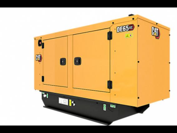 Grupo Gerador Cat® DE65GC A Diesel - 65 kVA