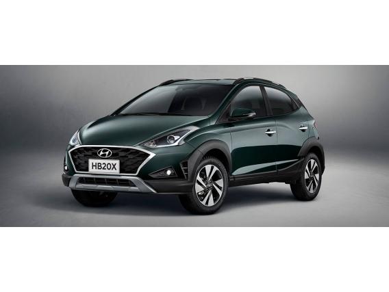 Hyundai HB20X 1.6 Diamond PLUS Ano 2021