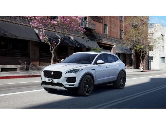 Jaguar E-pace Ano 2021