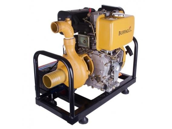 Motobomba À Diesel Bfde 3´´X 2´´ 56Mca P.Elétrica - Buffalo
