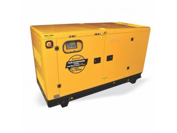 Motogerador À Diesel Bfde 46000 46Kva P.Elétrica 380V Silencioso Trif. - Buffalo