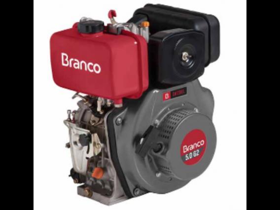 Motor Bd 5.0 G2 Eixo H Part. Manual - Branco