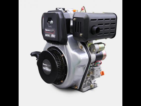 Motor À Diesel - Tde140Exp - 13.5Hp - Partida Elétrica - Toyama