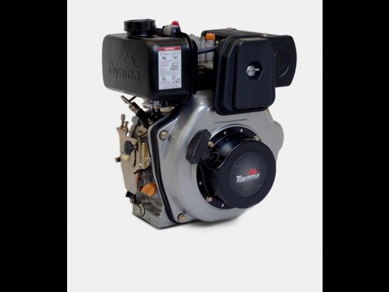 Motor À Diesel - Tde50-Xp 4T 5.0Hp - Toyama