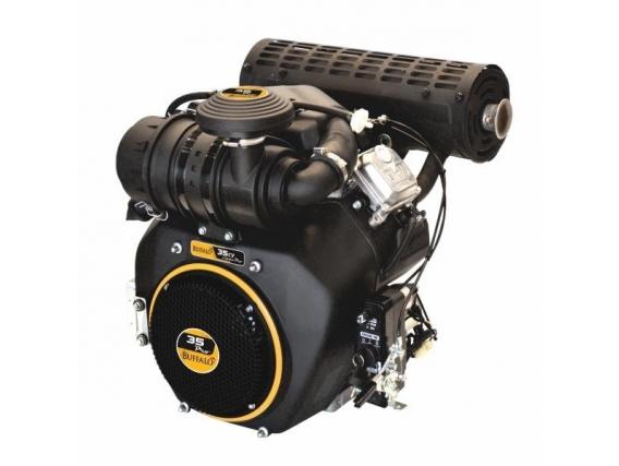 Motor À Gasolina Bfge 35.0Cv Partida Elétrica Eixo H. - Buffalo
