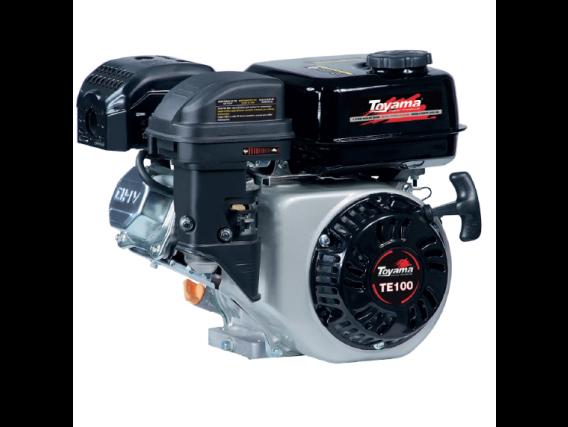 Motor À Gasolina Te150E - 15.0Hp - 4T Ohv - Eixo 1 - Toyama