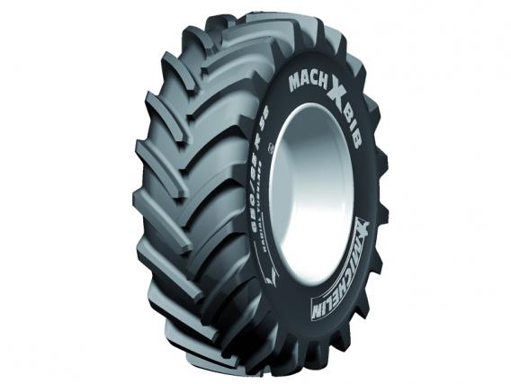 Pneu Michelin Machxbib 710/70 R38 TL 171A8/171B