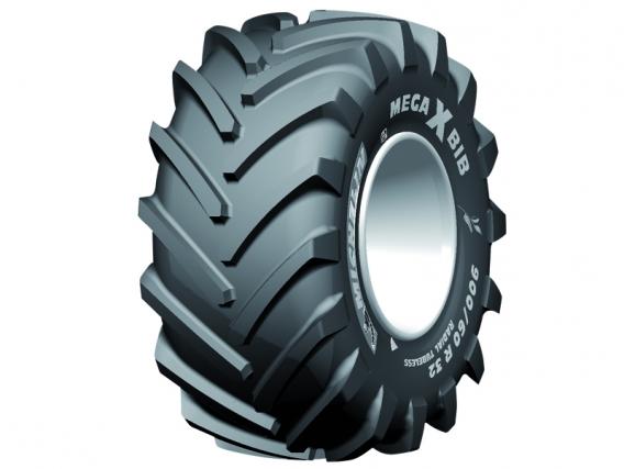 Pneu Michelin Megaxbib 1050/50 R32 TL 178A8/172D