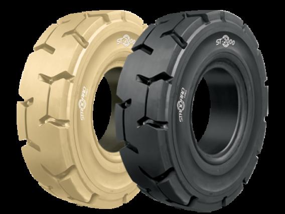 Pneu Superelástico Standard Tyres 250-15/7.00 ST-2000 P