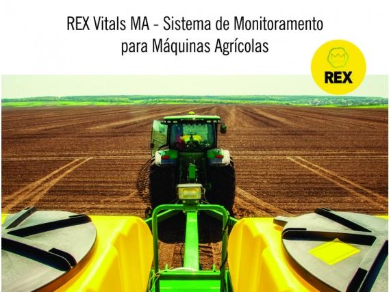 REX - Sistema de Monitoramento para Máquinas Agrícolas
