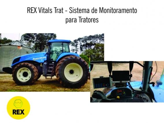 REX - Sistema de Monitoramento para Tratores