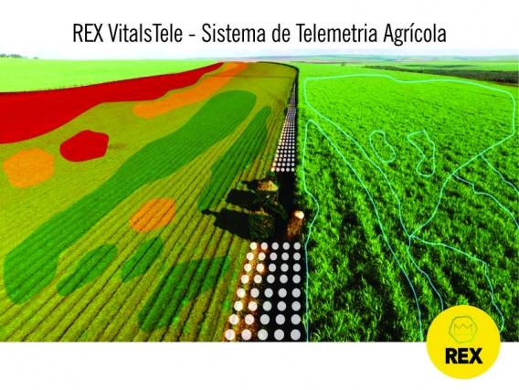 REX - Sistema de Telemetria Agrícola