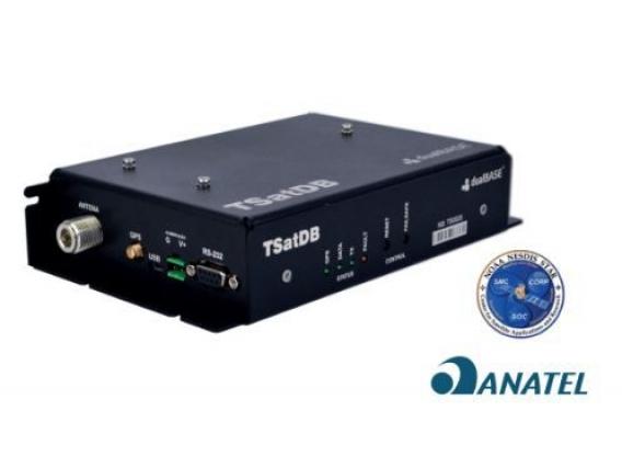 Transmissor de dados - GOES e METEOSAT DualBase TSatDB