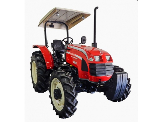 Trator Agritech 1160-4 - Cultivo