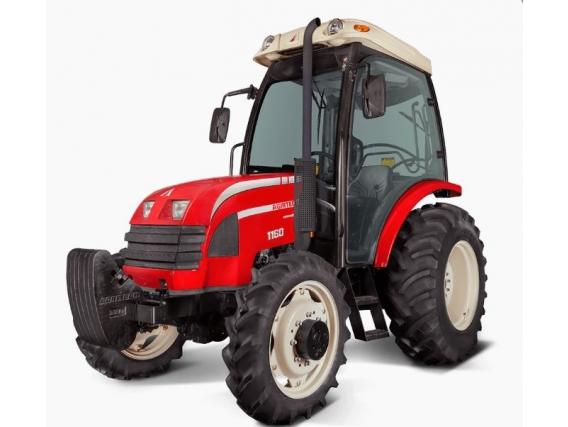 Trator Agritech 1160-4 Turbo Estreito Cabinado Ano 2021