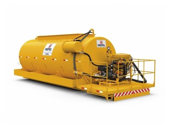 Abastecedor De Pulverizador, Sistema Roll On/off
